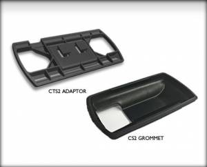 EDGE Products Inc. - CTS/CTS2 Pod Adapter kit with CS/CS2 Grommett (allows CTS/CTS2 to be mounted in dash pods)