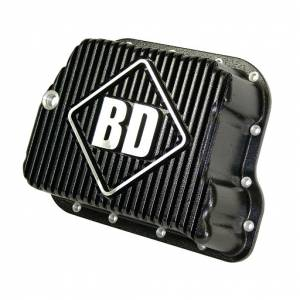 BD Diesel Performance - '89-'07 Dodge Ram 5.9L BD Diesel 1061501 Deep Sump Trans Pan (727/518/47RH/47RE/48RE)
