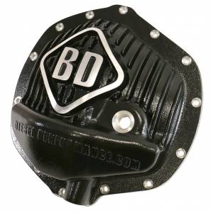 Differential Covers - BD Diesel Differential Covers - BD Diesel Performance - '13-'18 Dodge Ram 2500 BD Diesel 1061825-RCS Rear Differential Cover AAM 14-Bolt w/RCS