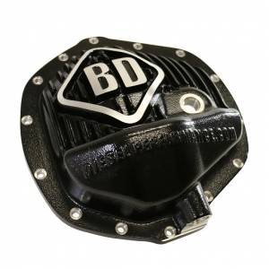 BD Diesel Performance - '13-'18 Dodge Ram 2500 BD Diesel 1061825-RCS Rear Differential Cover AAM 14-Bolt w/RCS - Image 2
