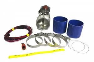 BD Diesel Performance - '98.5-'02 Dodge Ram 5.9L BD Diesel Positive Air Shutdown (Manual Control) 1036719-M - Image 3