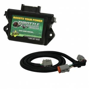 Throttle Boosters & High Idle Kits - Throttle Boosters & High Idle Kits - BD Diesel Performance - '98.5-'02 Dodge Ram 5.9L Manual Trans BD Diesel Throttle Sensitivity Booster 1057730