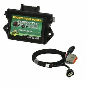 Throttle Boosters & High Idle Kits - Throttle Boosters & High Idle Kits - BD Diesel Performance - '07-'18 Dodge Ram All Engines BD Diesel Throttle Sensitivity Booster 1057732