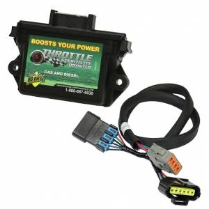 Throttle Boosters & High Idle Kits - Throttle Boosters & High Idle Kits - BD Diesel Performance - '05-'06 Dodge Ram 5.9L BD Diesel Throttle Sensitivity Booster 1057731
