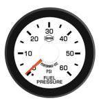 Gauges & Mounts - Isspro EV2 Analog Gauges & Accy's - ISSPRO - EV2 Fuel Pressure 0-60