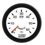 Gauges & Mounts - Isspro EV2 Analog Gauges & Accy's - ISSPRO - EV2 Turbo Boost 0-60
