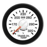 Gauges & Mounts - Isspro EV2 Analog Gauges & Accy's - ISSPRO - EV2 Trans Temp Gauge