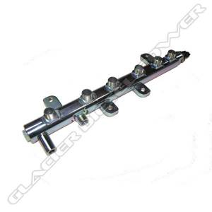 Fuel System & Related - Fuel Injection System - Bosch - '07.5-'12 6.7L Cummins Bosch Fuel Rail (complete) 0445226044