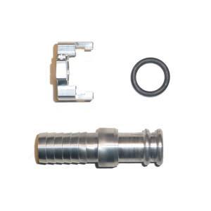 Cooling System & Related - Cooling System & Related - Glacier Diesel Power - '09-'12 Billet Standpipe Heater Hose Adapter