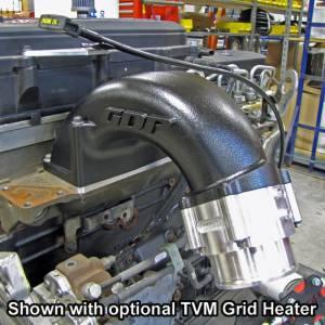 Optional TVM Grid Heater