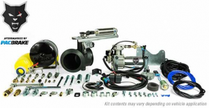 Pacbrake - Direct Mount 4 inch PRXB High Performance Exhaust Brake - Image 2