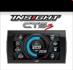 Digital Monitors/Gauges  - EDGE Products Inc. - Edge Insight CTS3 1996-Present